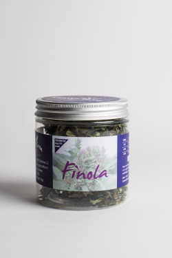 Fiori di canapa abruzzese varietà Finola - Hemp Farm Italia