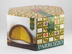 Parrozzo abruzzese - Dolci tipici d'Abruzzo Luigi d'Amico