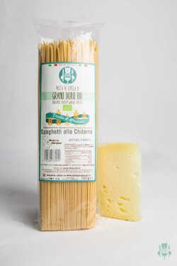 Pasta di Grano duro Bio - Spaghetti alla Chitarra
