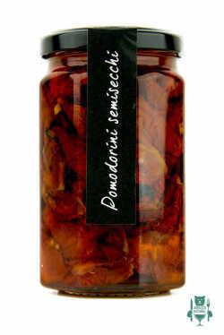 Pomodorini semisecchi - Prodotti tipici abruzzesi